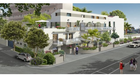 Programme immobilier loi Pinel Les Voiles de Golfe_1101 à Golfe-Juan