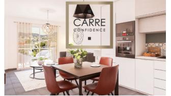 Eco habitat programme Carré Confidence Nice 804 Nice