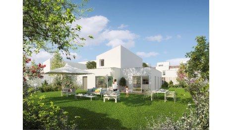 Appartements et maisons neuves Melrose éco-habitat à Seilh