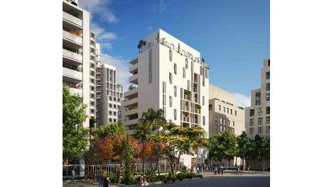 Programme immobilier loi Pinel Horizon Méditerranée à Marseille 2ème