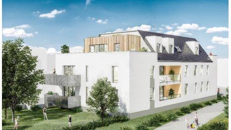 Programme immobilier loi Pinel Hortensia à Lingolsheim