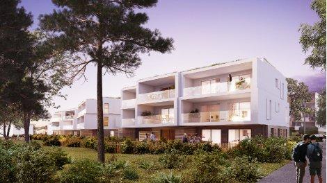 """Écohabitat immobilier neuf éco-habitat Résidence """"o'Sud"""" à Obernai"""