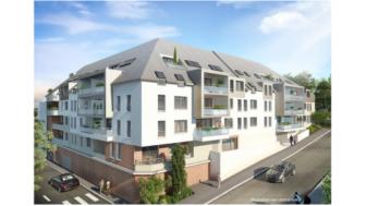 Eco habitat programme Les Nymphéas Rouen