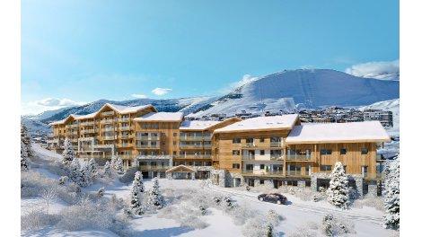 Investir dans l'immobilier à L'Alpe-d'Huez