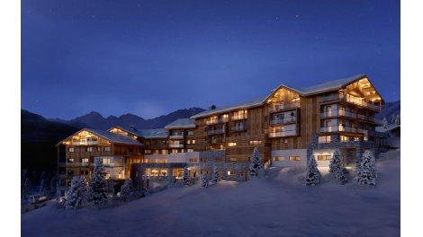 Lois defiscalisation immobilière à L'Alpe-d'Huez