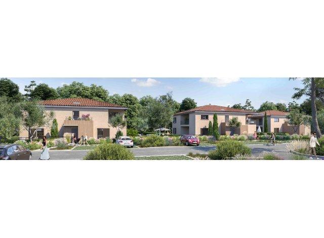Programme immobilier loi Pinel Les Bastides de Célony - Aix en Provence à Aix-en-Provence