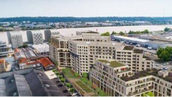 Eco habitat programme Les Ducs d'Aquitaine Bordeaux