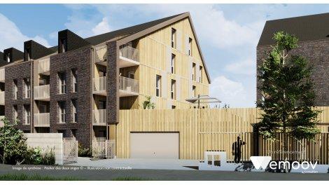 Programme immobilier neuf Paris-Deauville - Deauville à Deauville