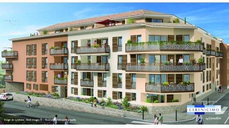 Programme immobilier loi Pinel Viasola- Hyeres à Hyères