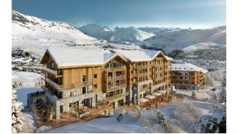 Éco habitat neuf à L'Alpe-d'Huez