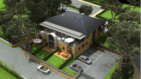 Appartement neuf Le Country investissement loi Pinel à La Baule-Escoublac
