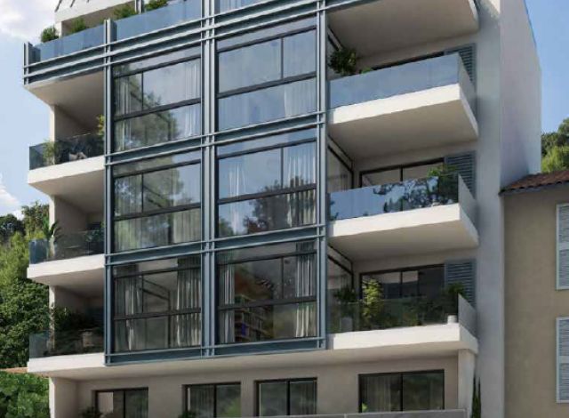 Programme immobilier loi Pinel Le Vallon - Nice à Nice