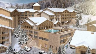 Programme immobilier neuf L'Alpe Blanche Vars