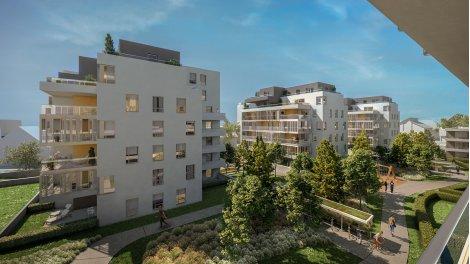 immobilier basse consommation à Bischheim