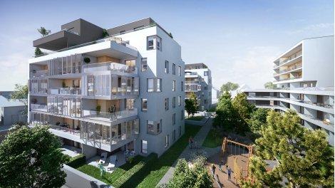 Appartement neuf Krystal éco-habitat à Bischheim