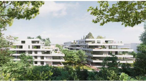 Éco habitat éco-habitat Aeris à Strasbourg