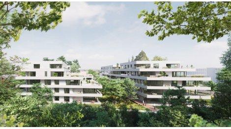 Programme immobilier loi Pinel Aeris à Strasbourg