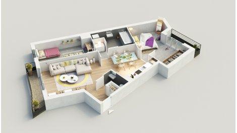 Immobilier ecologique à Juvisy-sur-Orge