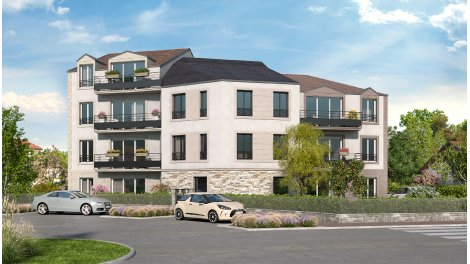 Appartement neuf Villa Elisa éco-habitat à Juvisy-sur-Orge