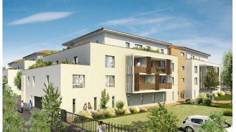 Programme immobilier loi Pinel Esprit Sereine à Beynost