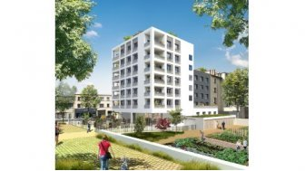 Eco habitat programme Carre Fontenay Lyon 7ème