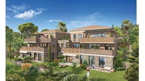 Écohabitat immobilier neuf éco-habitat Les Terrasses du Niel