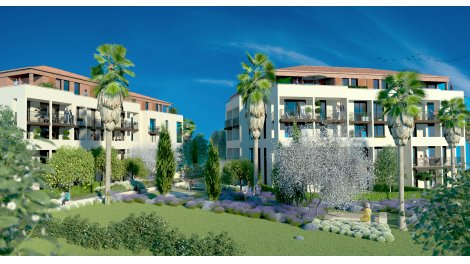 Programme immobilier neuf investissement loi Pinel Le Jardin des Arts