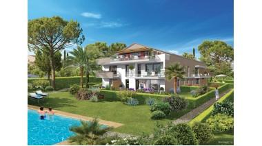 Programme immobilier loi Pinel Stella Parc à Toulon
