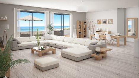 Immobilier basse consommation à Sainte-Marie-la-Mer