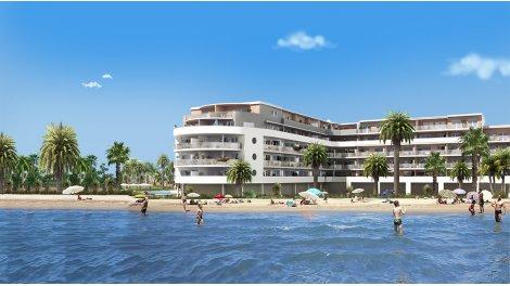 Programme immobilier neuf Balnea éco-habitat à Sainte-Marie-la-Mer