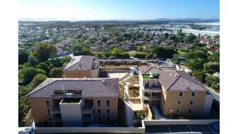 Écohabitat immobilier neuf éco-habitat Cavalaire-sur-Mer Les Jardins de Costebelle