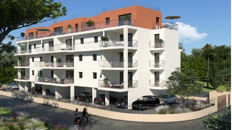 Programme immobilier loi Pinel La Coccinelle à La Garde