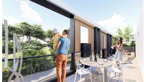 Programme immobilier loi Pinel Select à Castelnau-le-Lez