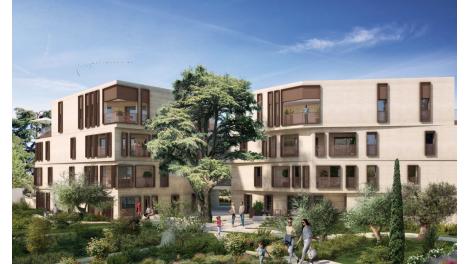 Programme immobilier loi Pinel Promesse - Boutonnet à Montpellier