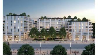 Eco habitat programme Faubourg 56 - Cité Créative Montpellier