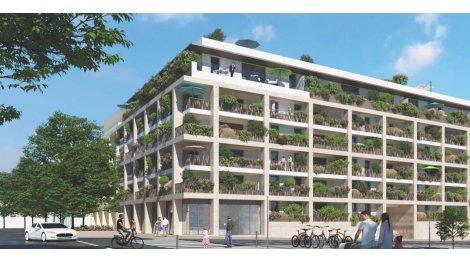 Eco habitat programme Hermes 56 Montpellier