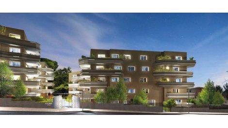 Programme immobilier loi Pinel Palais Hikari à Montpellier