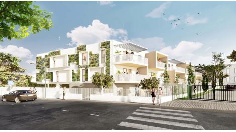 Programme immobilier loi Pinel Art & Verde à Villeneuve-lès-Maguelone