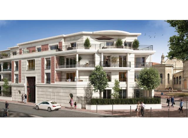 Programme immobilier loi Pinel Square d'Adamville à Saint-Maur-des-Fossés