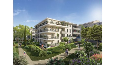 Programme immobilier loi Pinel Via Mare à Six-Fours-les-Plages