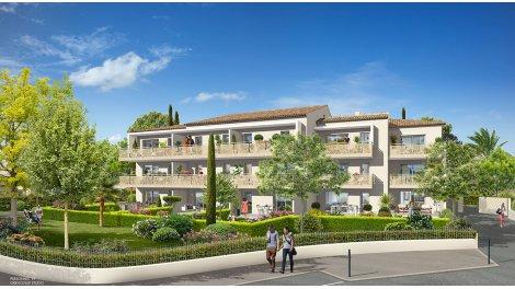 Programme immobilier loi Pinel Rive Droite à Toulon