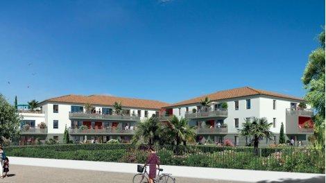 Eco habitat programme Les Jardins de Mediterranee Toulon