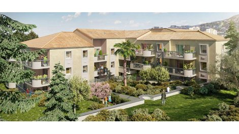 Programme immobilier loi Pinel Allegria à Toulon