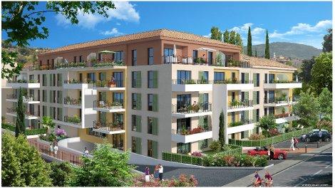 Programme immobilier loi Pinel Rive Gauche à Drap