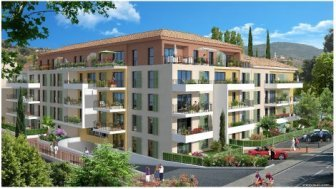 Programme immobilier neuf Rive Gauche Drap