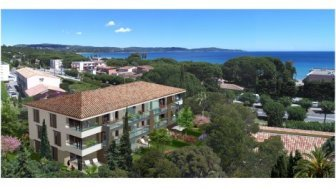 Appartements neufs Villa Kelly investissement loi Pinel à Cavalaire-sur-Mer