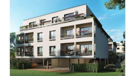 Programme immobilier loi Pinel Le Clos de Chaage à Meaux