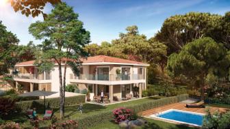 Pinel programme Villa Azur Sainte-Maxime