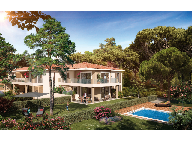 Investissement programme Pinel Villa Azur