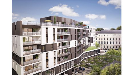 Programme immobilier neuf Influence Vannes